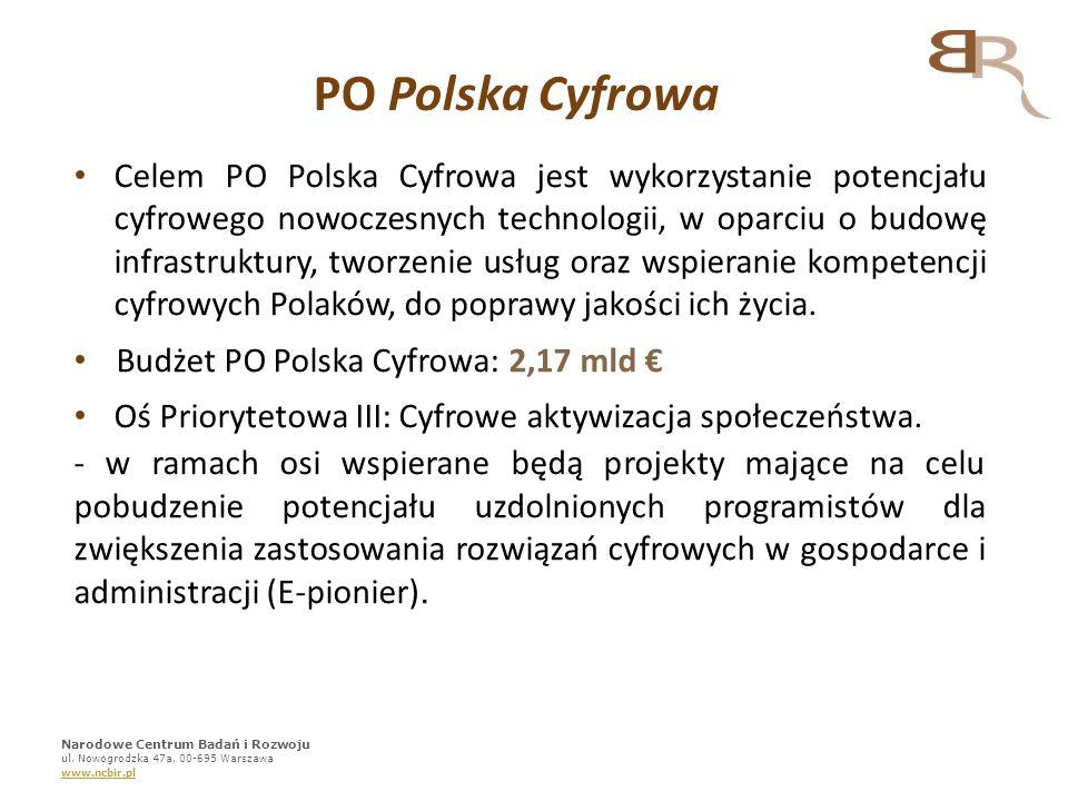 PO Polska Cyfrowa