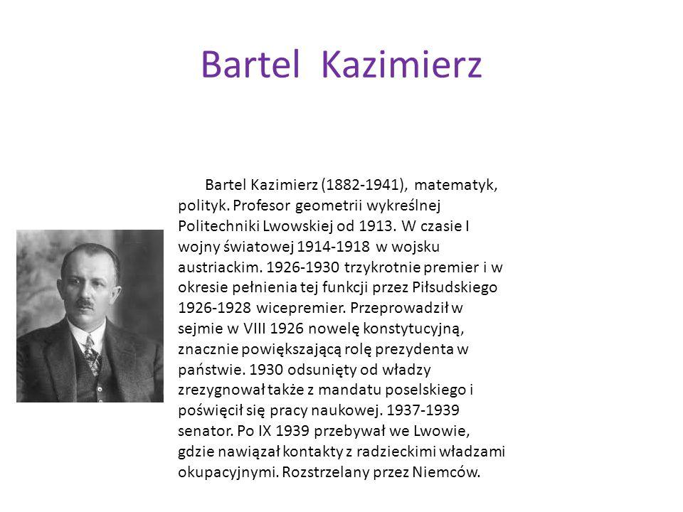 Bartel Kazimierz