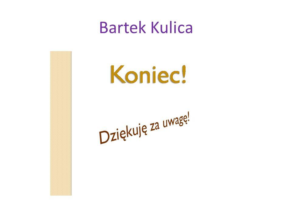 Bartek Kulica
