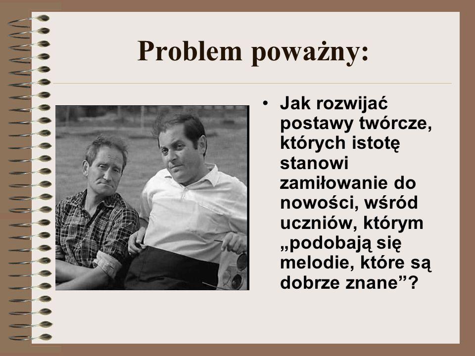 Problem poważny:
