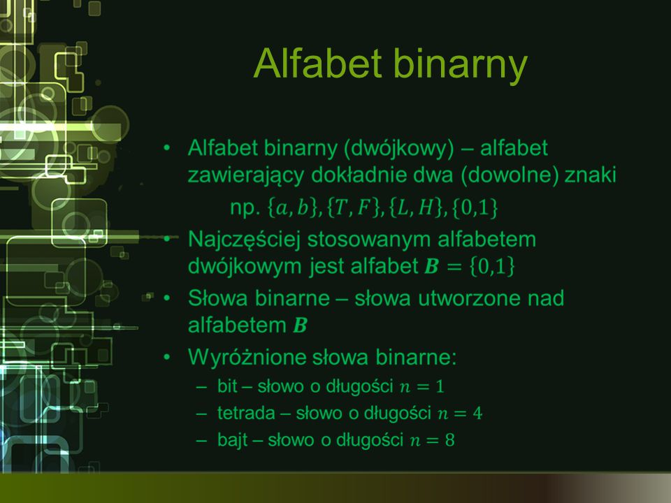 Alfabet binarny
