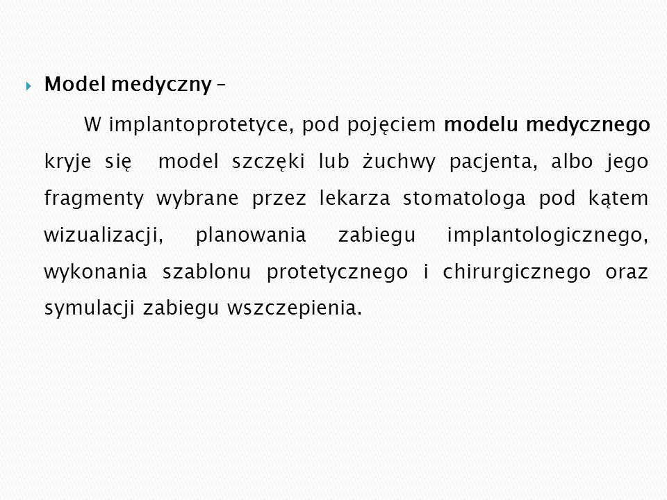 Model medyczny –