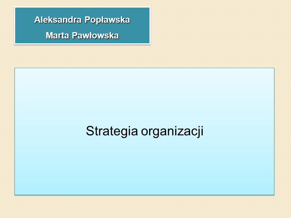 Aleksandra Popławska Marta Pawłowska