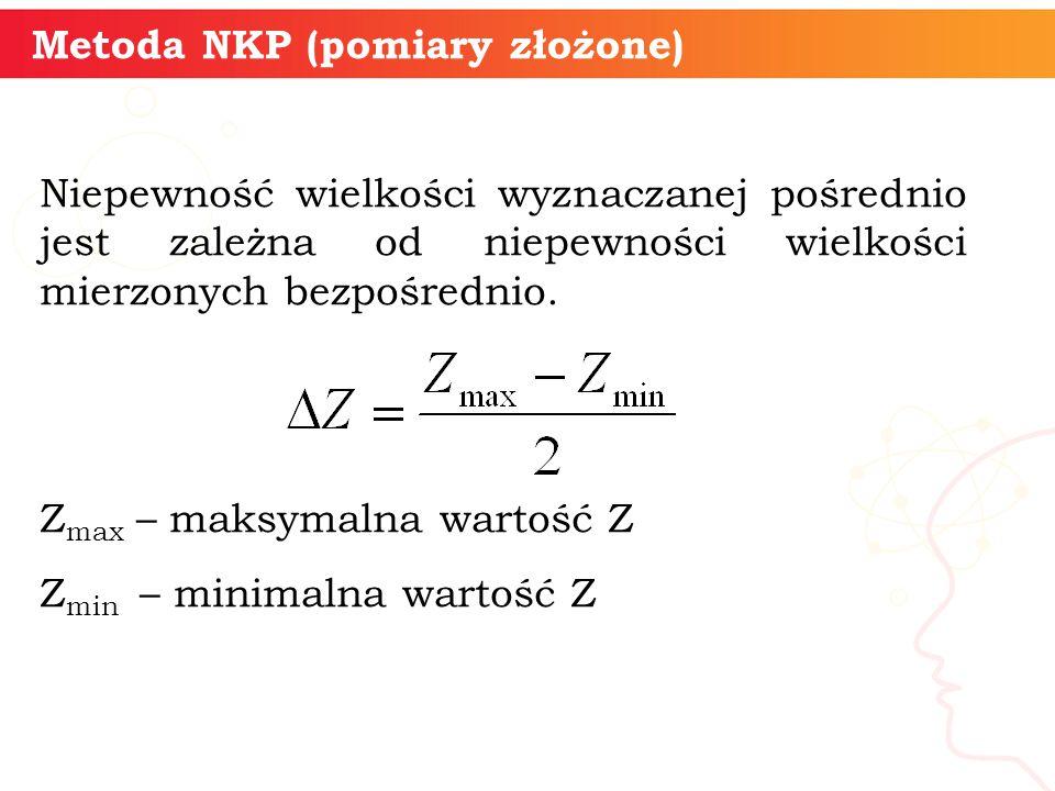 Metoda NKP (pomiary złożone)