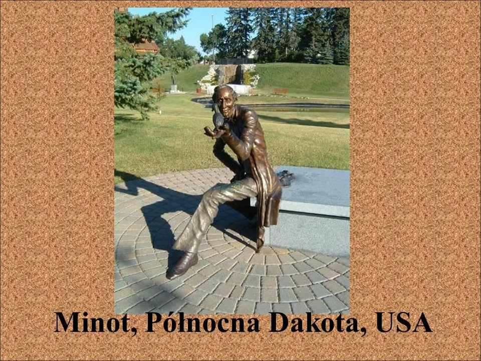 Minot, Północna Dakota, USA