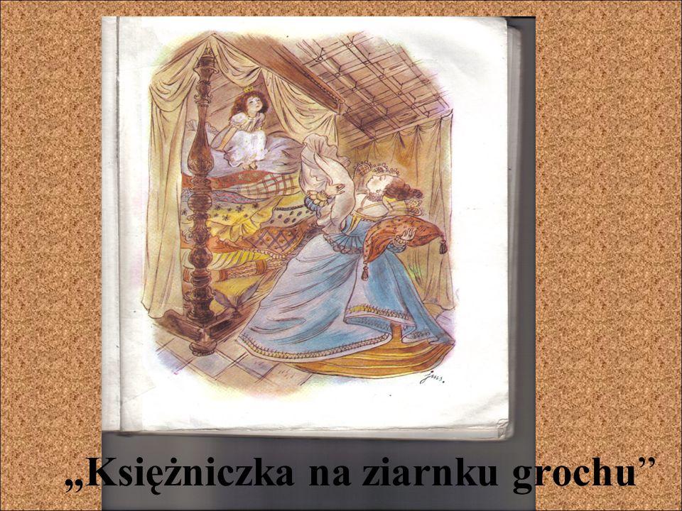 """""""Księżniczka na ziarnku grochu"""