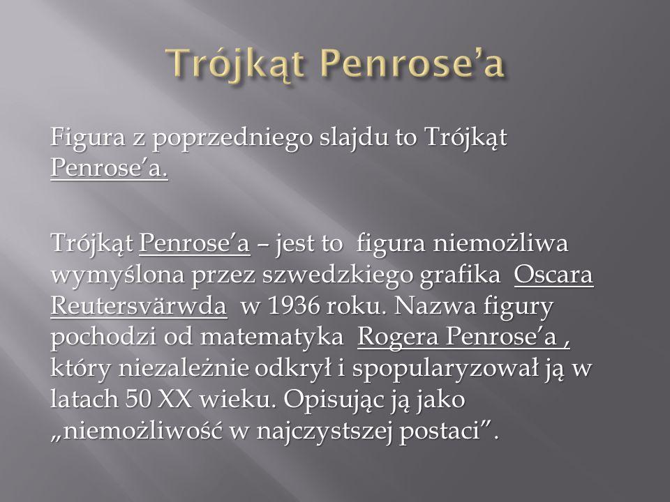 Trójkąt Penrose'a