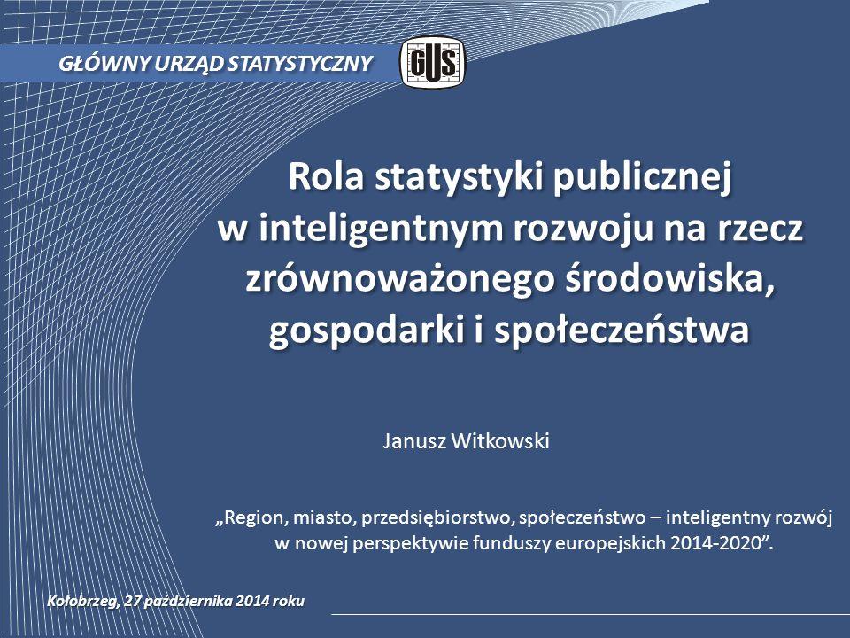 Kołobrzeg, 27 października 2014 roku