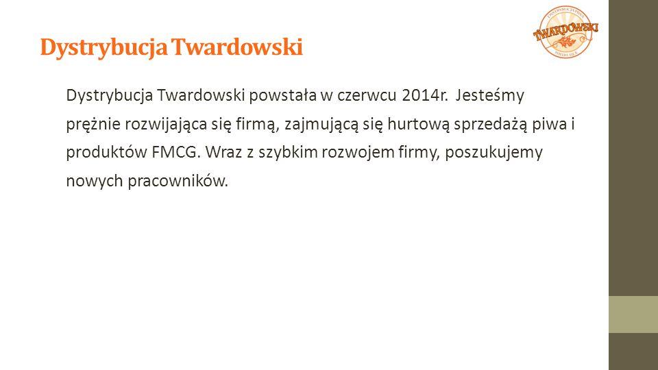 Dystrybucja Twardowski