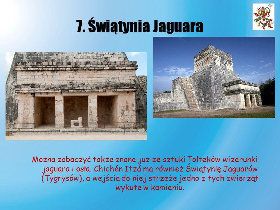 7. Świątynia Jaguara