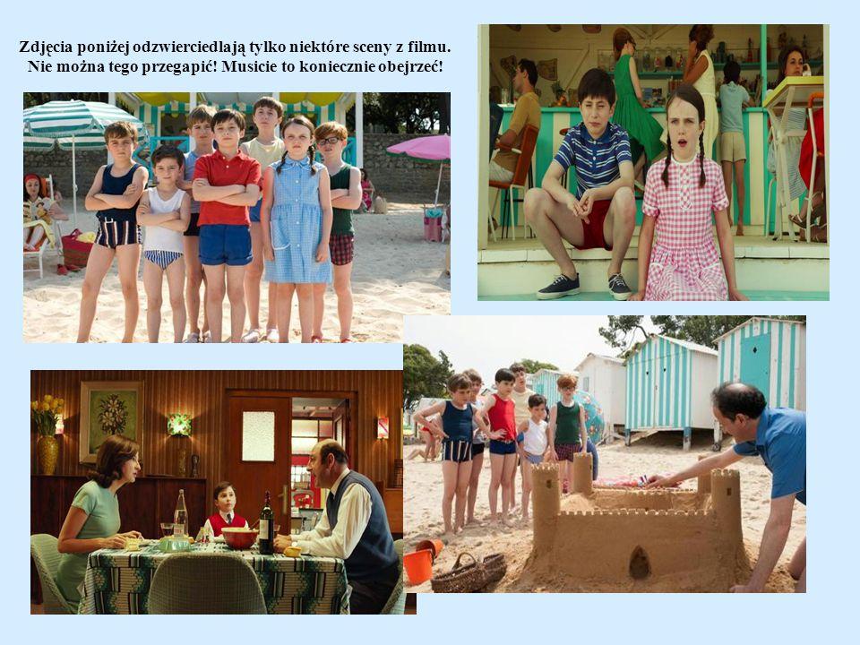 Zdjęcia poniżej odzwierciedlają tylko niektóre sceny z filmu