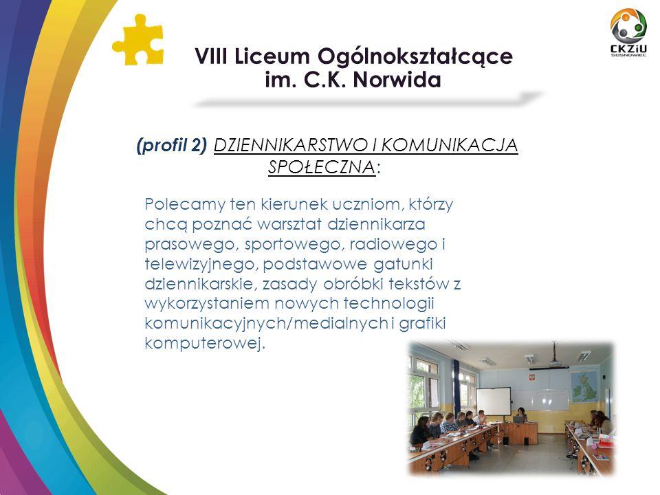 VIII Liceum Ogólnokształcące
