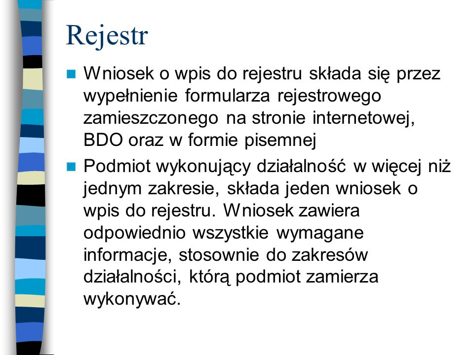 Rejestr