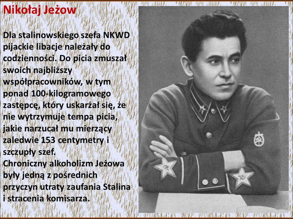 Nikołaj Jeżow