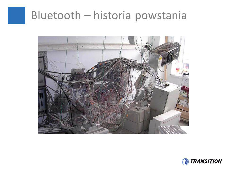 Bluetooth – historia powstania