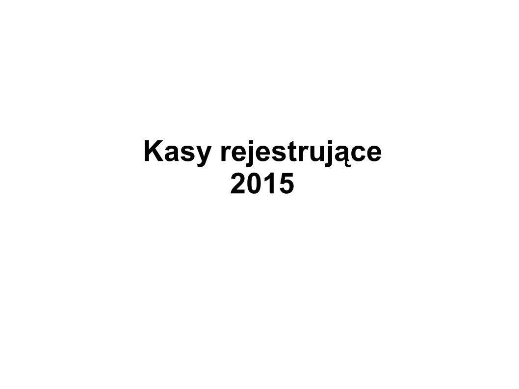 Kasy rejestrujące 2015 1 1