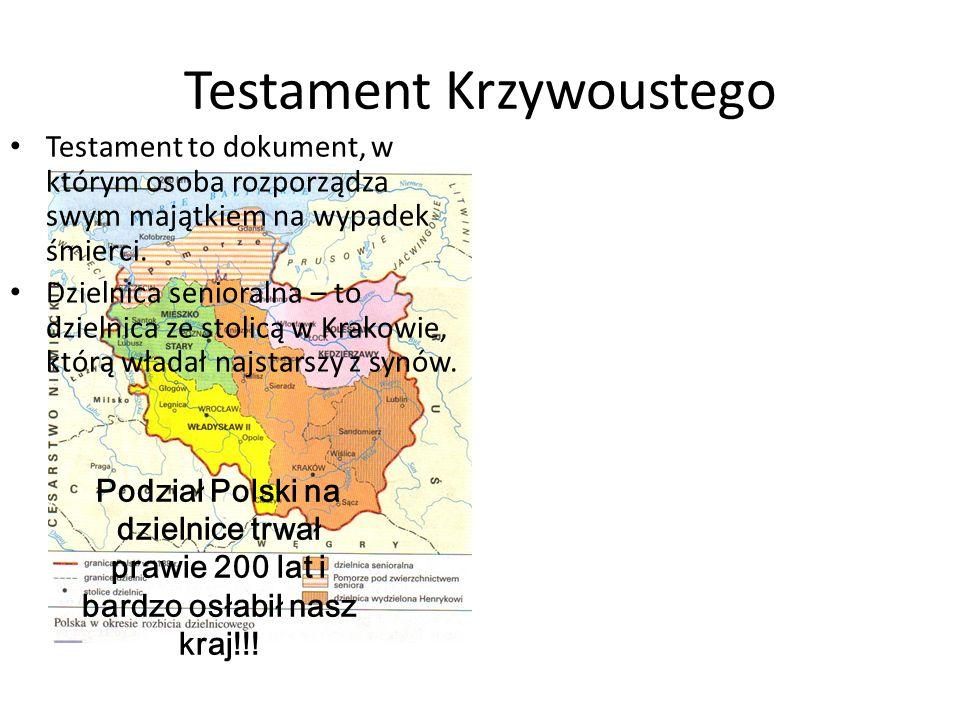 Testament Krzywoustego