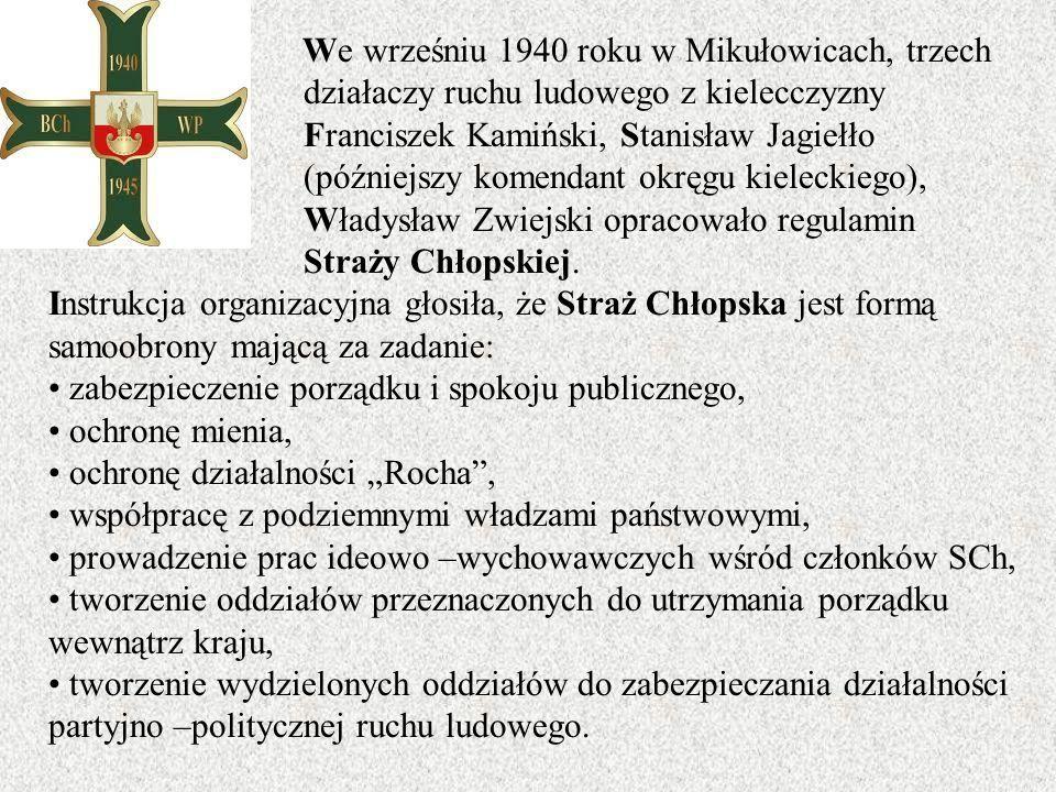 We wrześniu 1940 roku w Mikułowicach, trzech