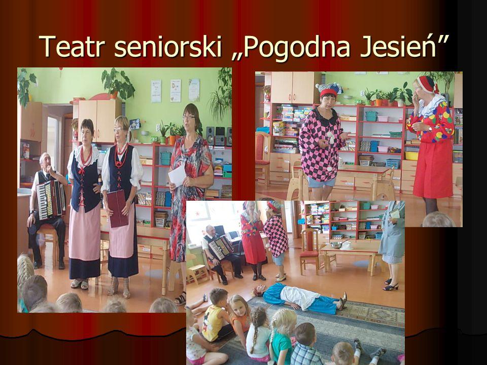 "Teatr seniorski ""Pogodna Jesień"