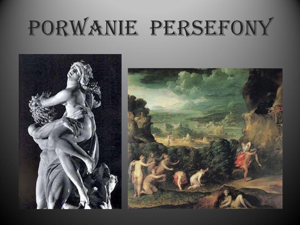 PORWANIE PERSEFONY