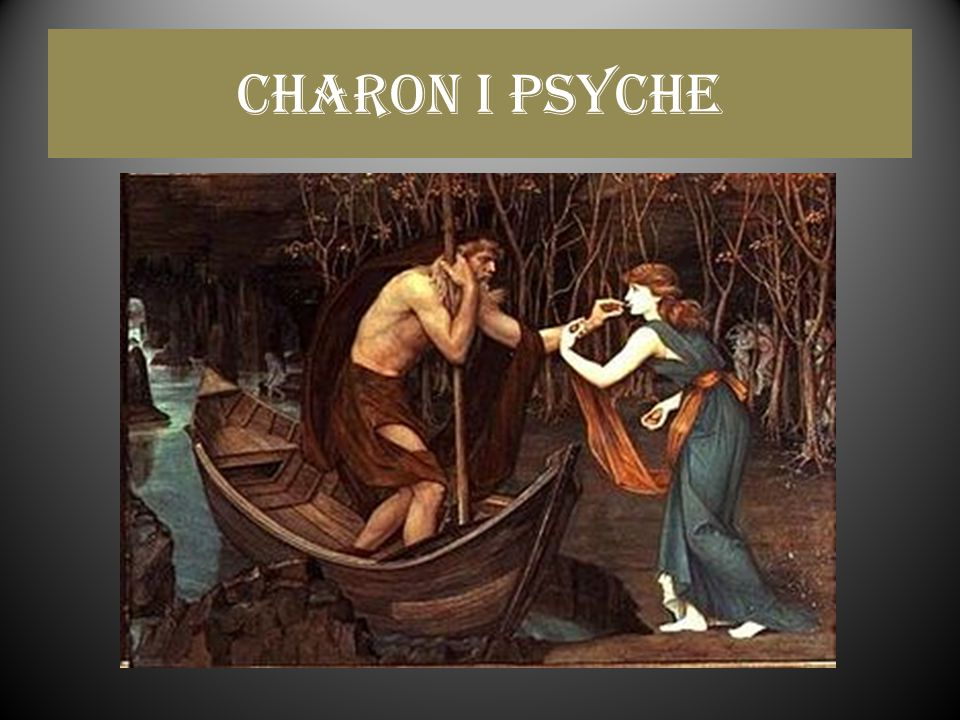 Charon i Psyche