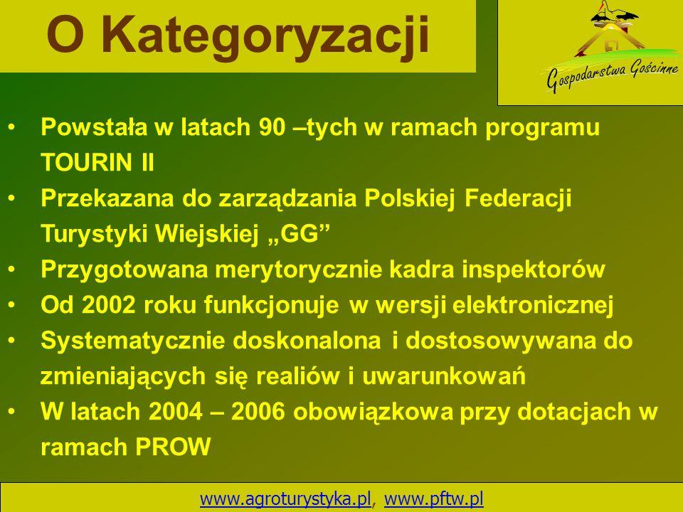 www.agroturystyka.pl, www.pftw.pl