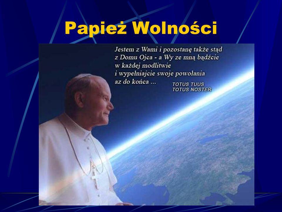 Papież Wolności