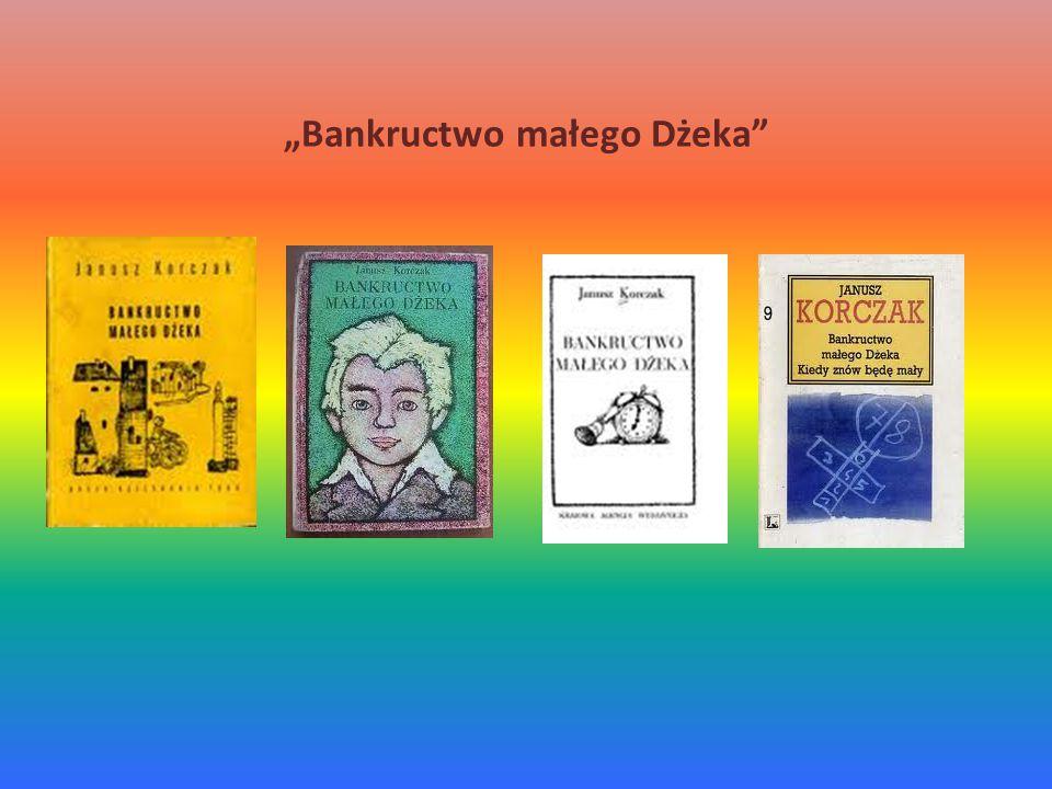 """""""Bankructwo małego Dżeka"""