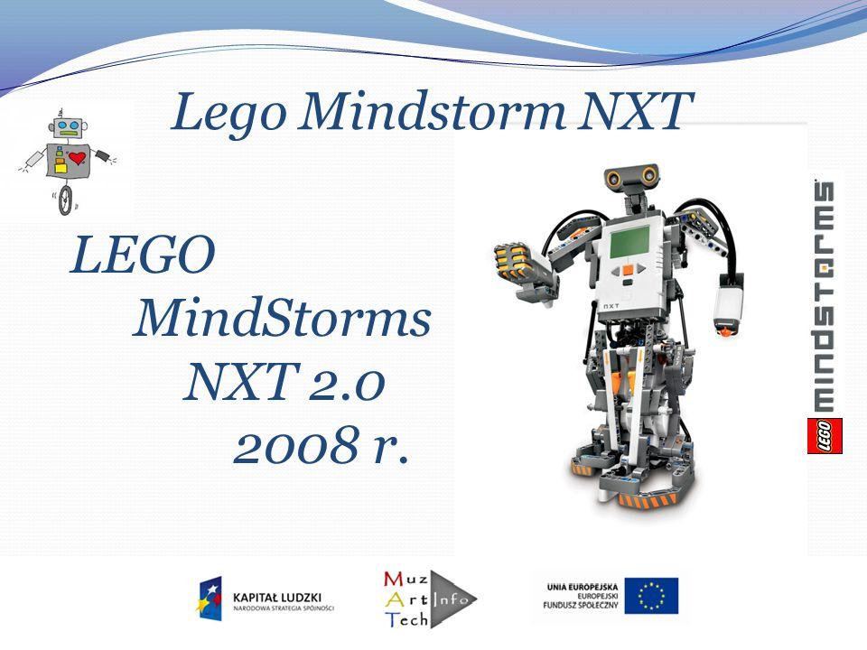 Lego Mindstorm NXT LEGO MindStorms NXT 2.0 2008 r.