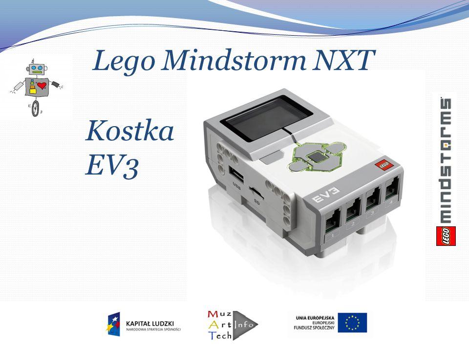 Lego Mindstorm NXT Kostka EV3