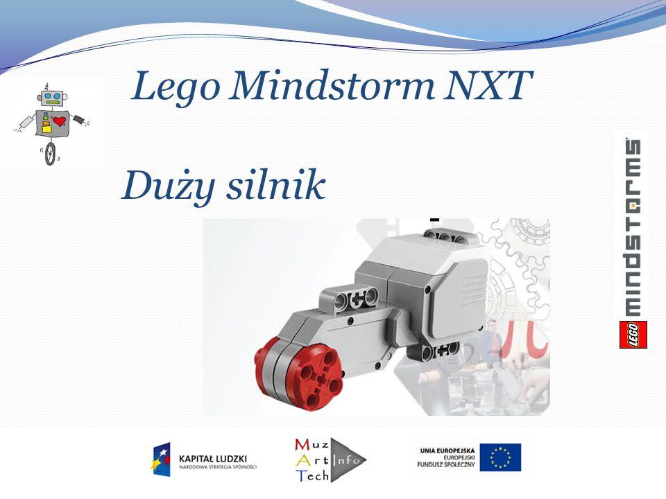 Lego Mindstorm NXT Duży silnik