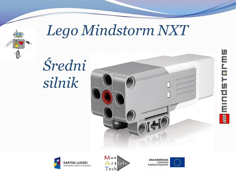 Lego Mindstorm NXT Średni silnik