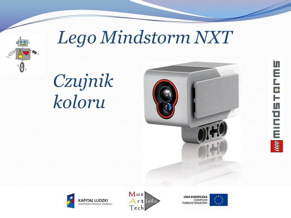 Lego Mindstorm NXT Czujnik koloru