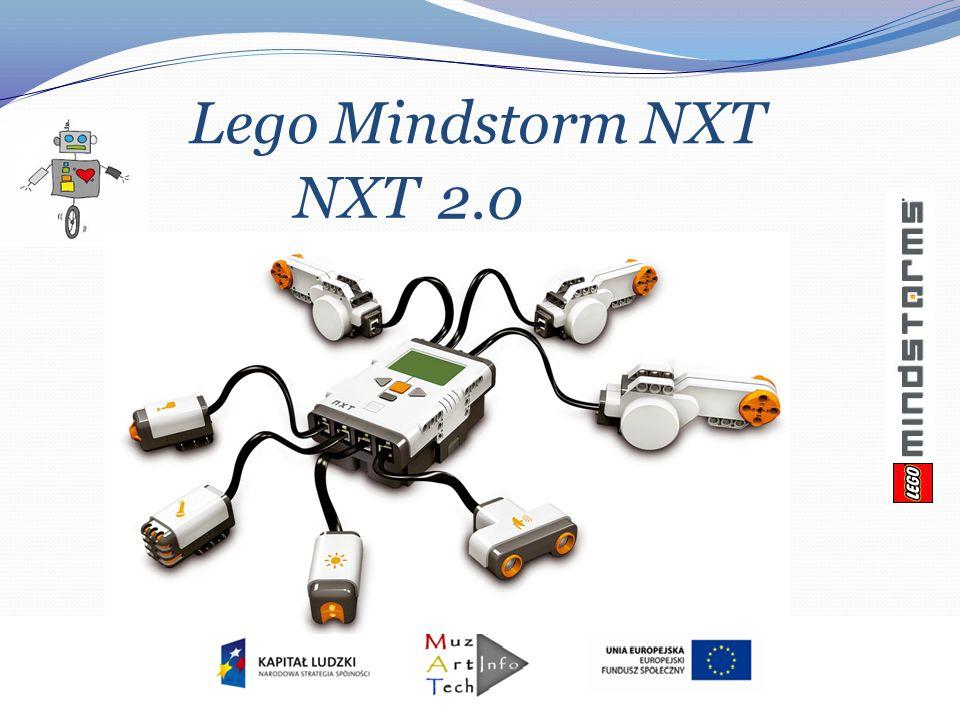 Lego Mindstorm NXT NXT 2.0