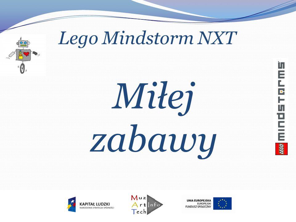 Lego Mindstorm NXT Miłej zabawy