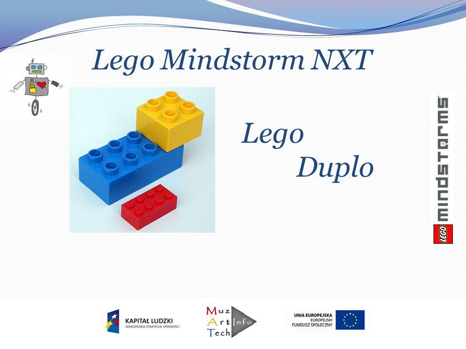 Lego Mindstorm NXT Lego Duplo