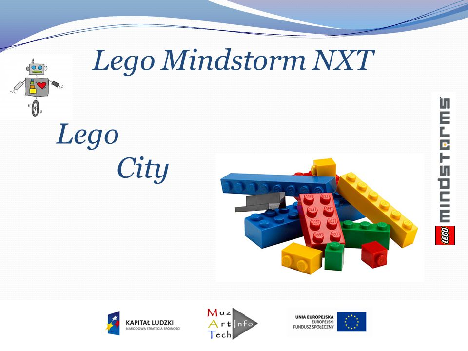 Lego Mindstorm NXT Lego City