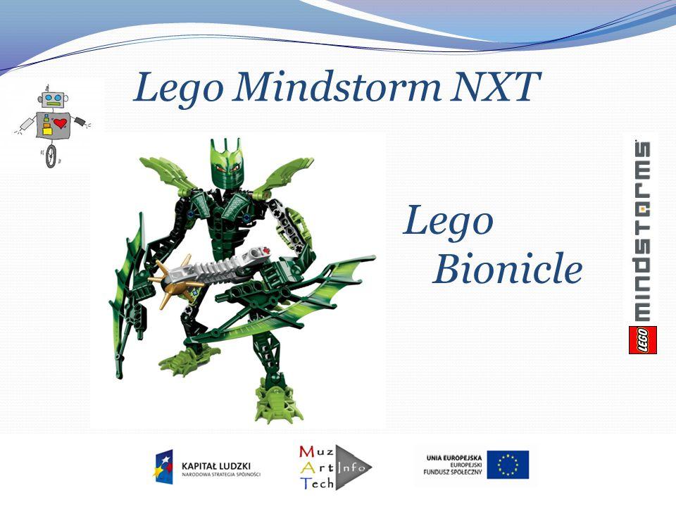 Lego Mindstorm NXT Lego Bionicle
