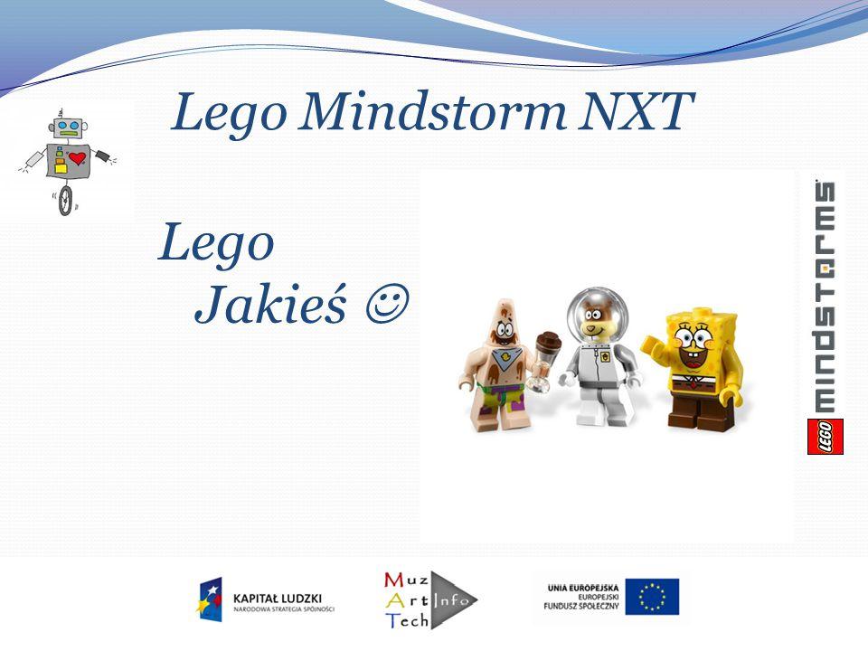 Lego Mindstorm NXT Lego Jakieś 