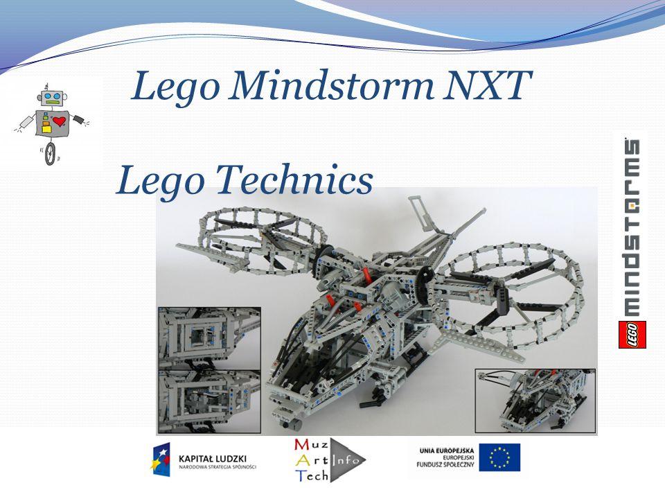 Lego Mindstorm NXT Lego Technics