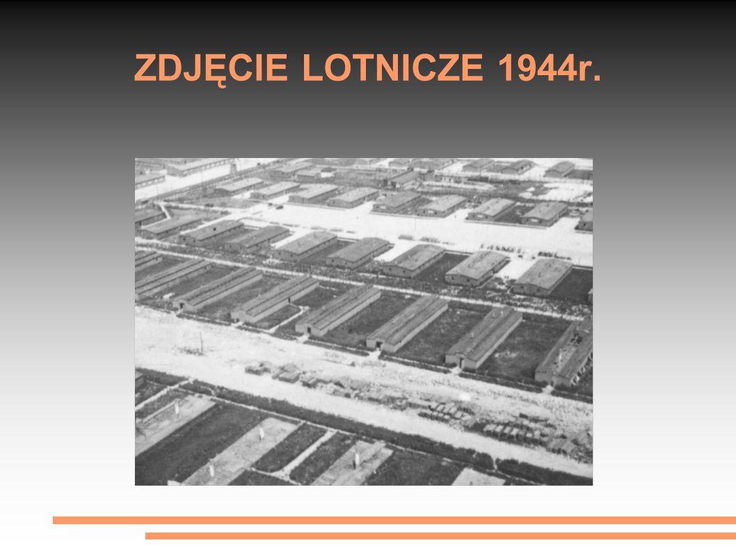 ZDJĘCIE LOTNICZE 1944r.