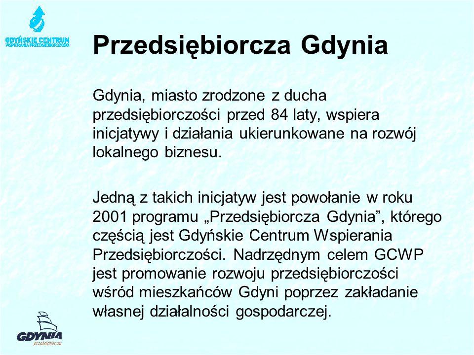 Przedsiębiorcza Gdynia