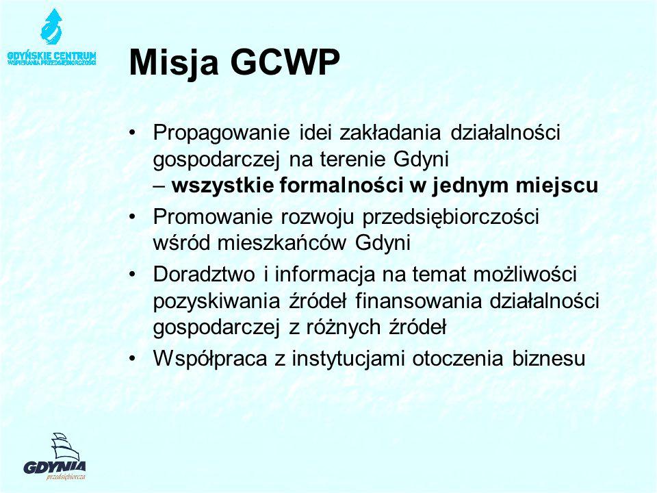 Misja GCWP