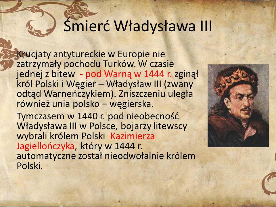 Śmierć Władysława III