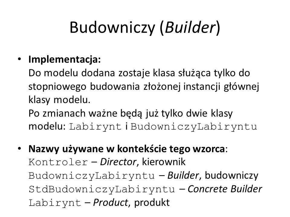 Budowniczy (Builder)