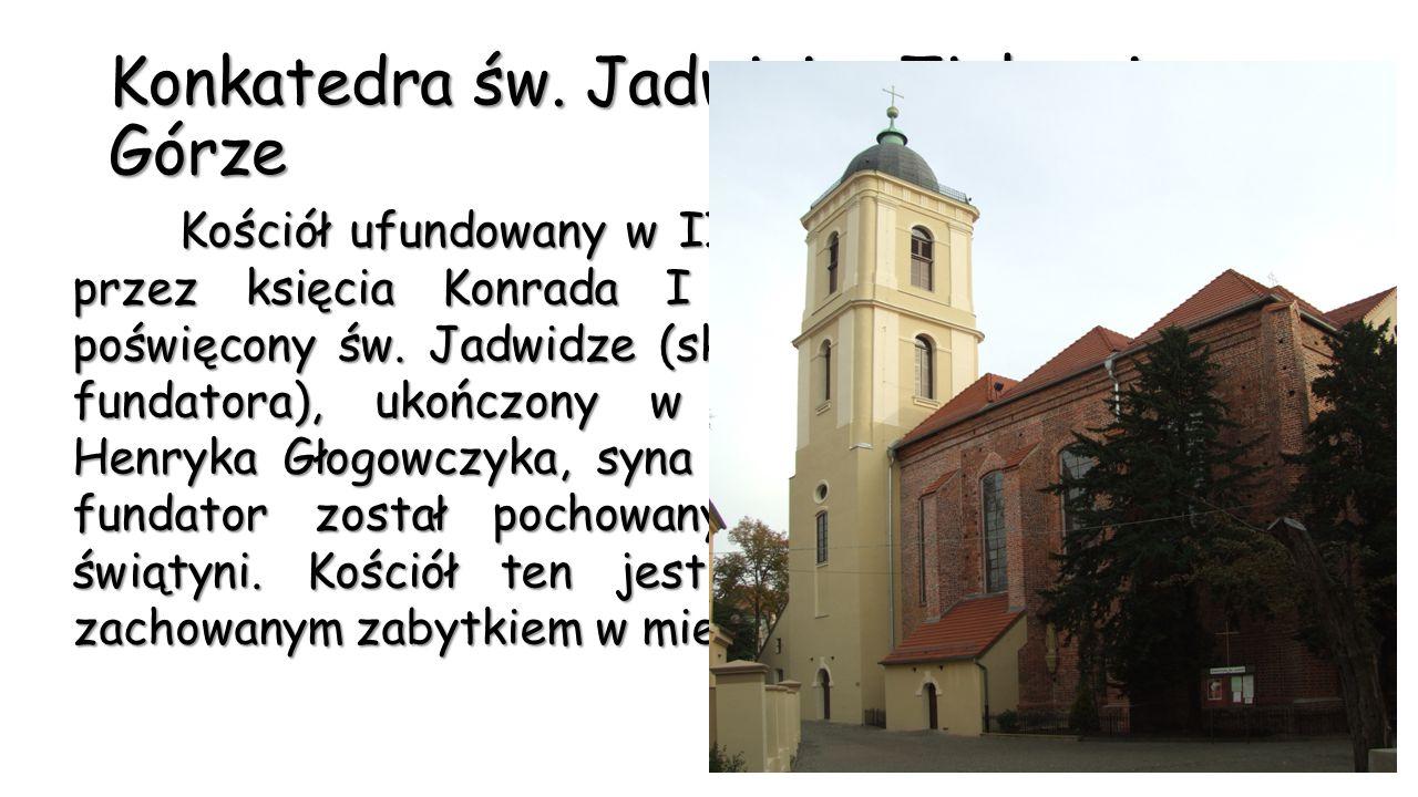 Konkatedra św. Jadwigi w Zielonej Górze