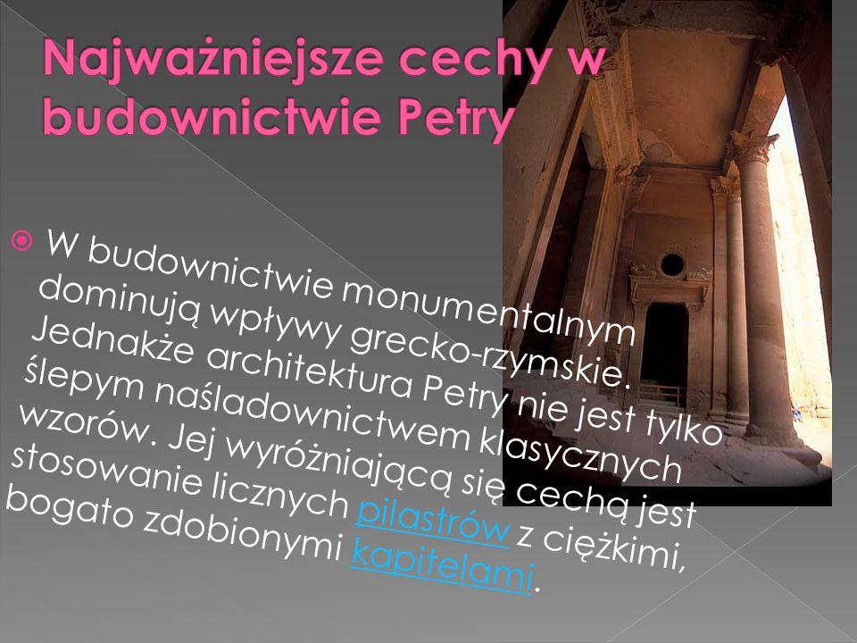 Najważniejsze cechy w budownictwie Petry
