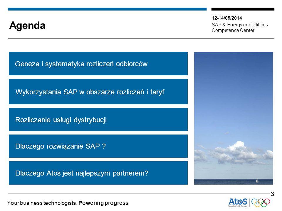 Agenda Geneza i systematyka rozliczeń odbiorców