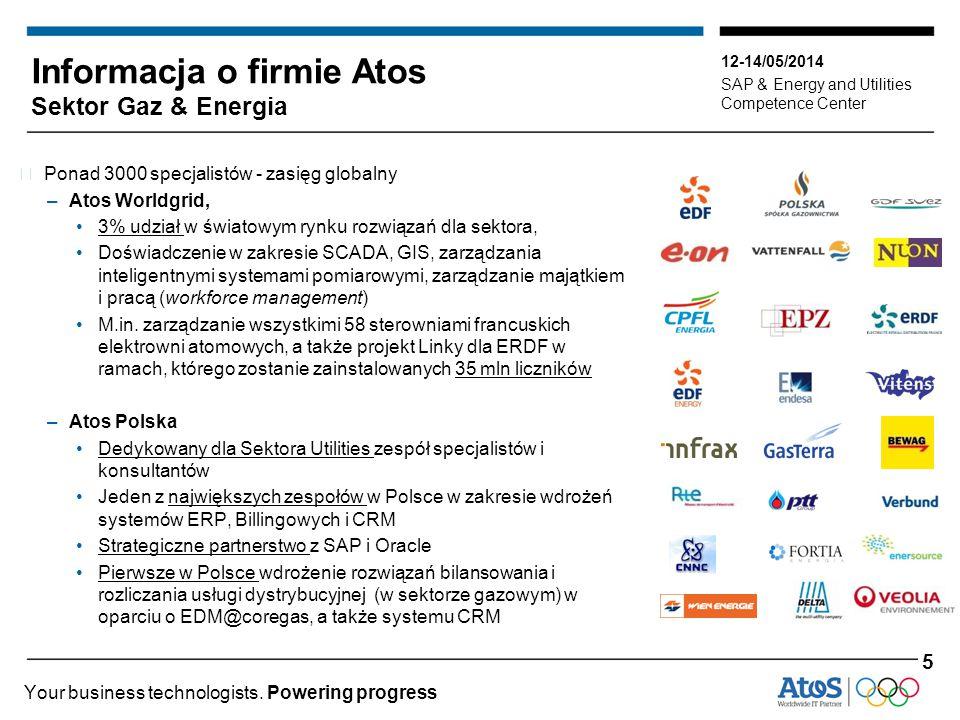 Informacja o firmie Atos
