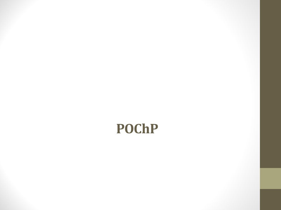 POChP